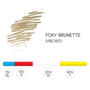 Pigment 1570 Foxy Brunette