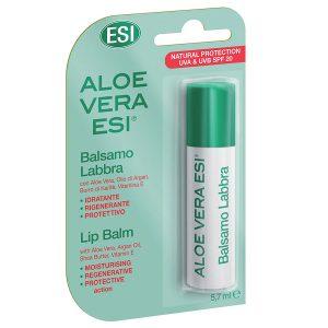 Balsam de buze Aloe Vera SPF 20