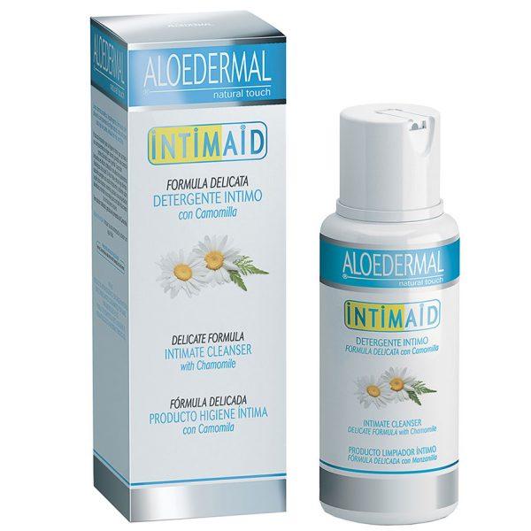 Gel Intim cu Mușețel Intimaid Aloedermal