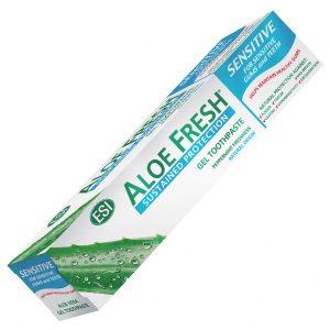 Pastă de dinți Aloe Fresh Sensitive Slow Release