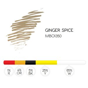 Pigment 1350 Ginger Spice