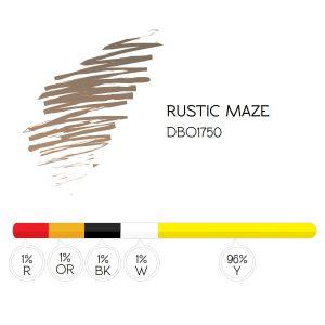 Pigment 1750 Rustic Maze