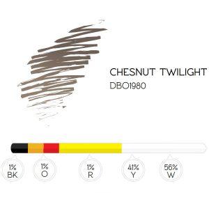 Pigment 1980 Chestnut Twilight