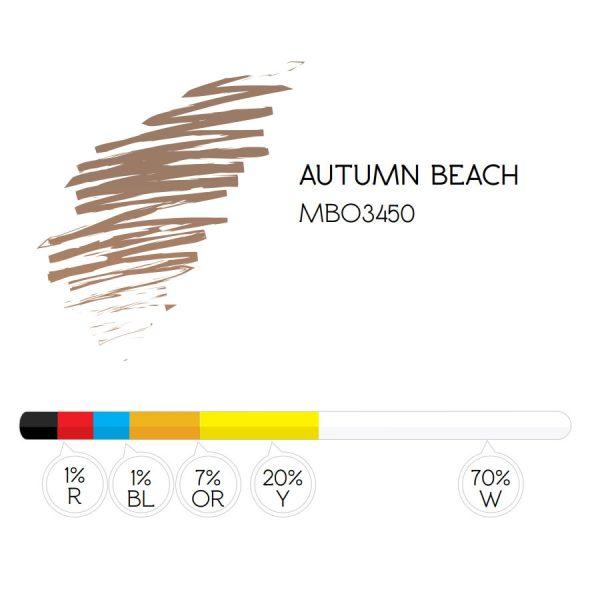 Pigment 3450 Autumn Beach