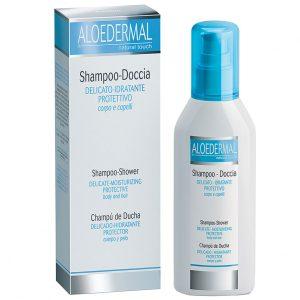 Șampon și Gel de duș Aloedermal