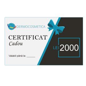 Certificat Cadou 2000 lei